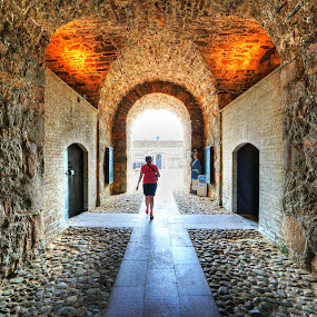 Fortress at Aspö, Sweden by Keld Helbig Hansen - Buildings & Architecture Public & Historical