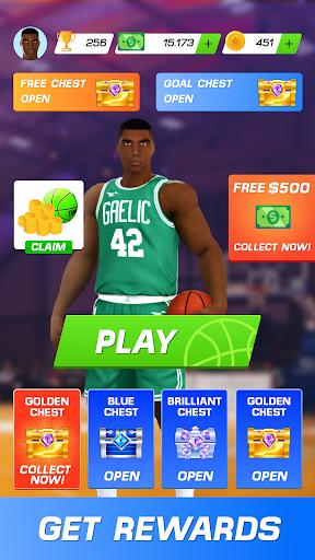 Basketball Clash: Slam Dunk Battle 2K'20 android2mod screenshots 1