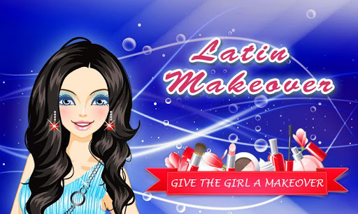 Latin Dance - Makeover Game