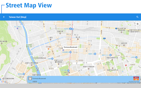 Taiwan Rail Map Taipei Android Apps On Google Play - Map of taiwan
