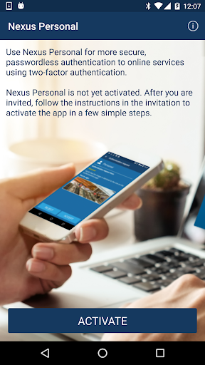 Nexus Personal 3.14 screenshots 1