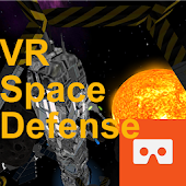 VR Space Defense Cardboard