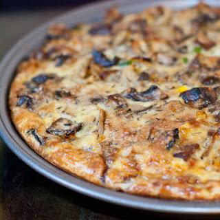 Cheese Mushroom Onion Quiche Recipes