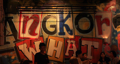Photo: Year 2 Day 43 - First Pub on Pub Street in Siem Reap