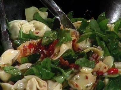 Popeye's Blt Tortellini Salad