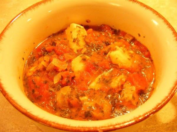 Basque Fish Soup Recipe
