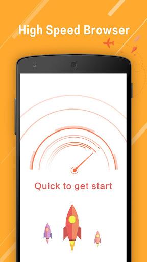 Screenshot for Web Browser - Secure Explorer in Hong Kong Play Store