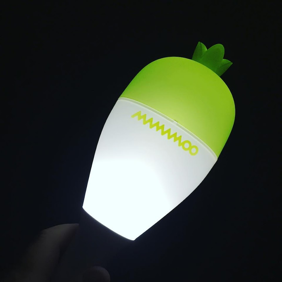 kpop lightstick brightest 3