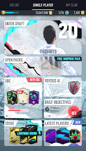 PACYBITS FUT 20 1.0.22 (Mod Money)