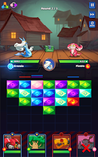 Mana Monsters - Legend of the Moon Gems Screenshot