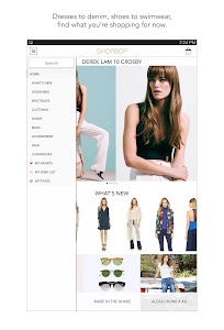 SHOPBOP - Women's Fashion screenshot 8