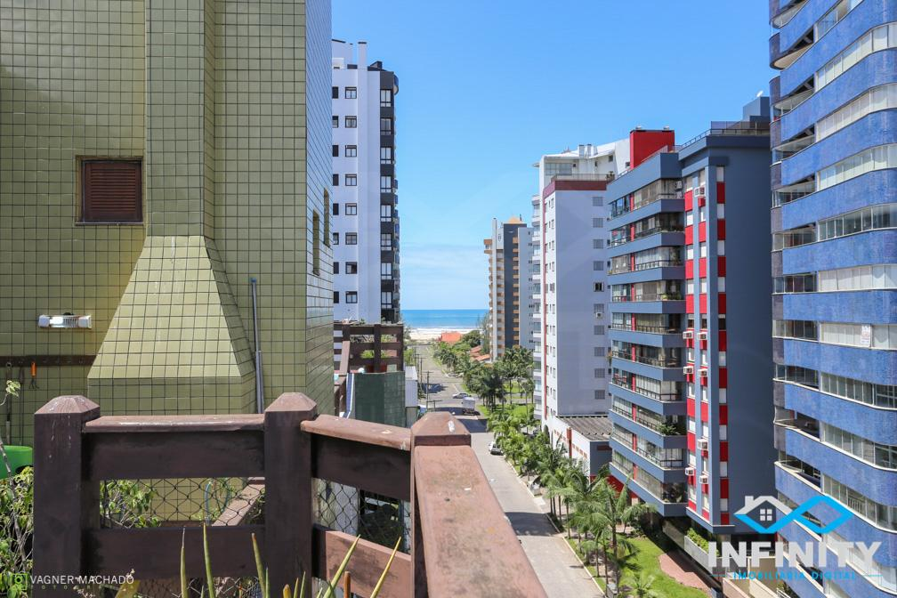 Cobertura com 4 dormitórios - Praia Grande, Torres