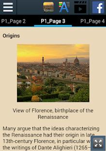 Renaissance History - náhled