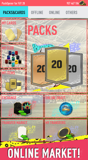 Pack Opener for FUT 20 by SMOQ GAMES 3.49 screenshots 2