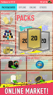 Pack Opener for FUT 20 by SMOQ MOD APK [Free Packs] 2