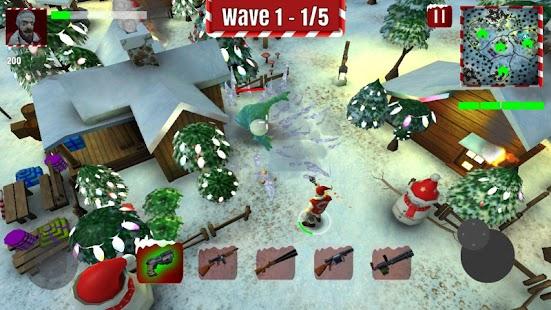 Xmasgeddon - Save Santa - náhled