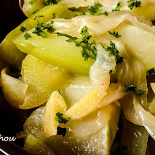 Chayote Recipes