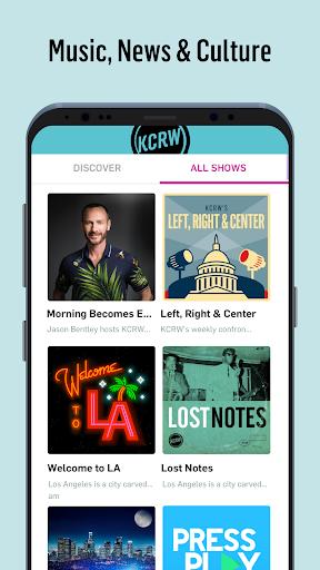 KCRW 4.0.3 screenshots 1