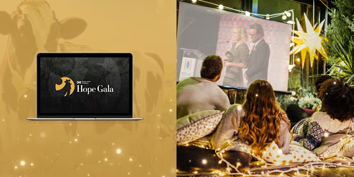 Support Animals, Spot Celebs, and More at Mercy For Animals' First Virtual Gala