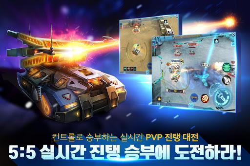 탱크 커맨더즈 for kakao for PC