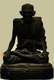 พระบูชาหลวงปู่บุญ พ.ศ. 2537 ที่ระลึกเปิดพิพิธภัณฑ์