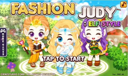 Fashion Judy : Elf Style