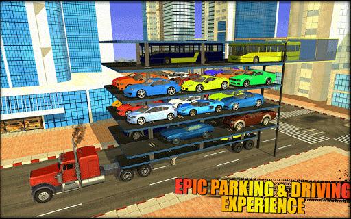 Multi Storey Car Transporter screenshot 20