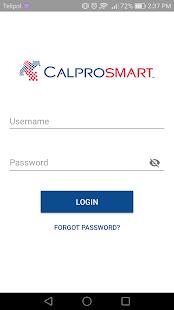 CalproSmart - náhled
