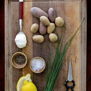Lemon Potatoes Boil Recipes