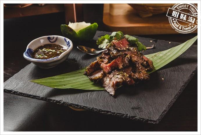 阿杜皇家泰式檸香烤牛肉