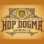 Logo of Hop Dogma We All Grin For Lupulin