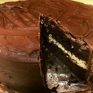 Paleo Death by Chocolate Cake.