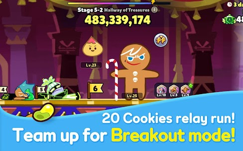 Cookie Run: OvenBreak App Latest Version Download For Android and iPhone 3