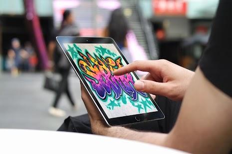 Lettering Graffiti - náhled