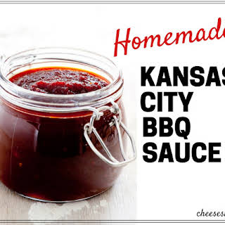Homemade Kansas City BBQ Sauce.