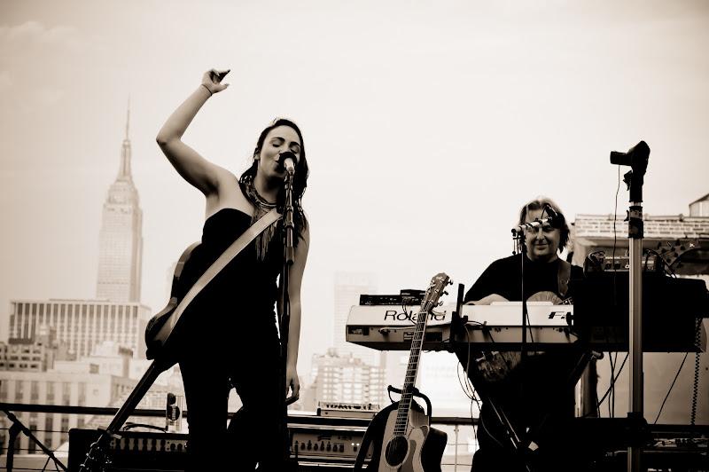 Photo: Daria Musk - Verizon Wireless New York City Rooftop Concert - June 2012