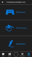 screenshot of Experience PlayStation