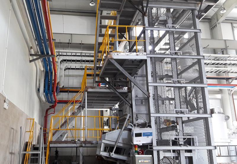 Điện công nghiệp cho hệ thống tòa nhà cao tầng