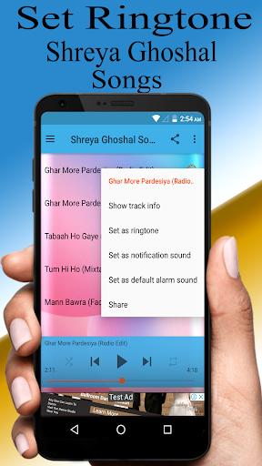 Shreya Ghoshal Songs 1.3 screenshots 2