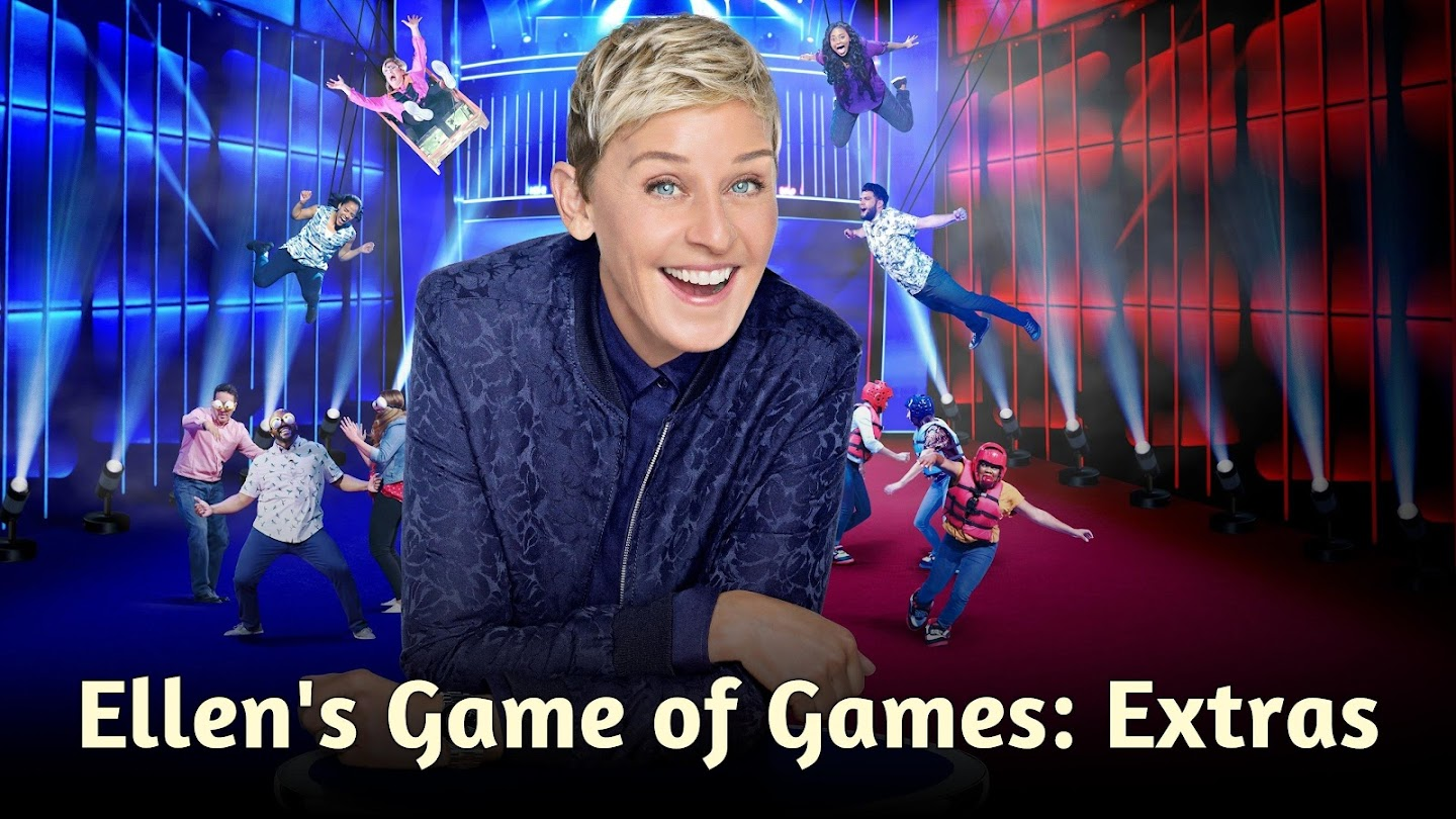 Ellen's Game of Games: Extras