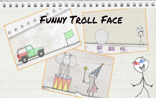 Troll Face Quest Whack Boss: capturas de pantalla del Knight Fleeing Complex 8