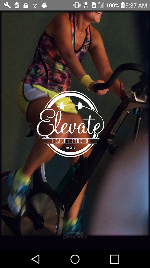 Elevate Health Studio- screenshot