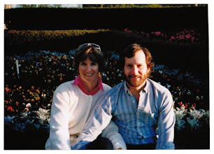 Photo: Diane and Jim Bodwin, summer 1987
