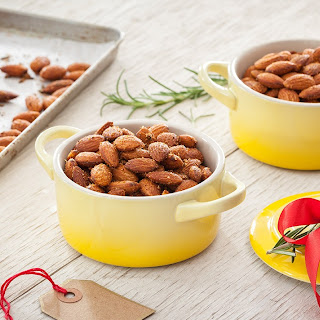 Rosemary Spiced Almonds