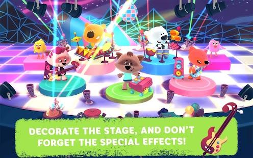 Rhythm and Bears Ekran Görüntüsü
