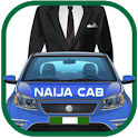 NaijaCab - Ride Sharing App - Nigerian TaxiCab App icon
