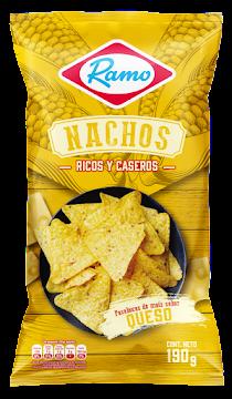 Pasabocas Ramo Nachos De