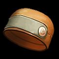 バッグル帽子