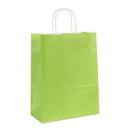 Bärkasse S limegrön