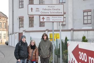Photo: Už jsme skoro na místě (Michal, Nikola a Štěpán).